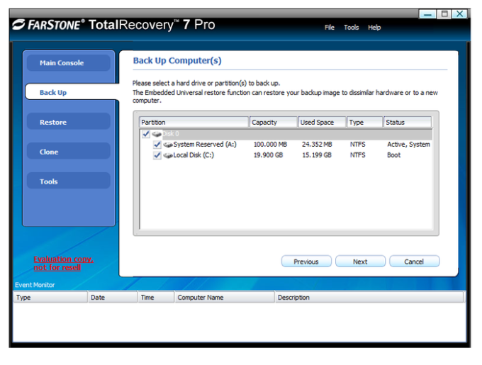 TotalRecovery