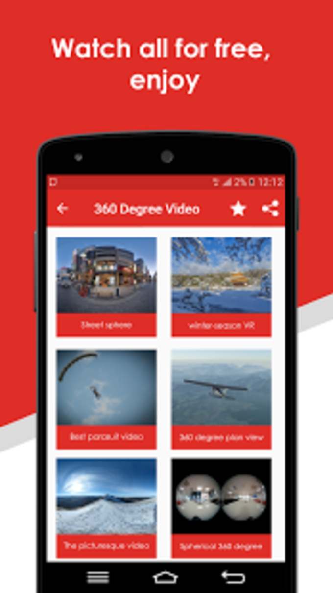 Vr Movies 3D - Virtual Reality Video Clips Free