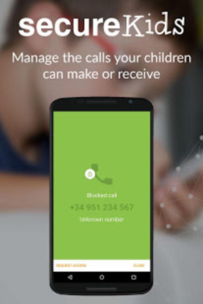 Parental Control SecureKids