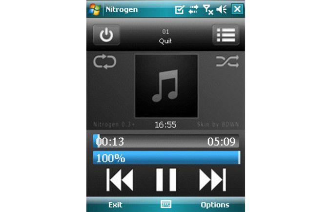 Microfi Nitrogen