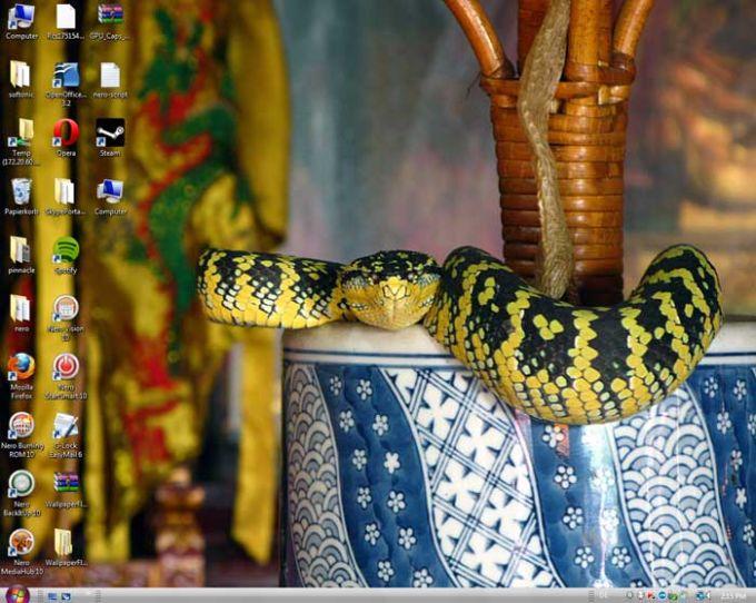 Flickr Wallpaper Rotator