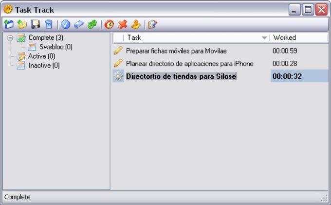 Task Track