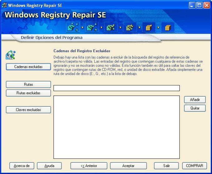 Windows Registry Repair