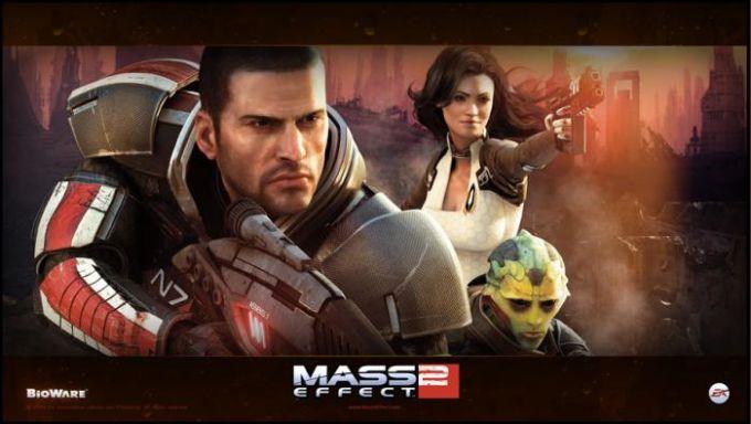 Mass Effect 2 - Fonds d'écran