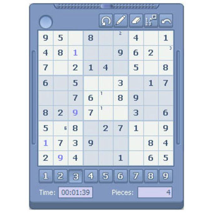 Fast Sudoku