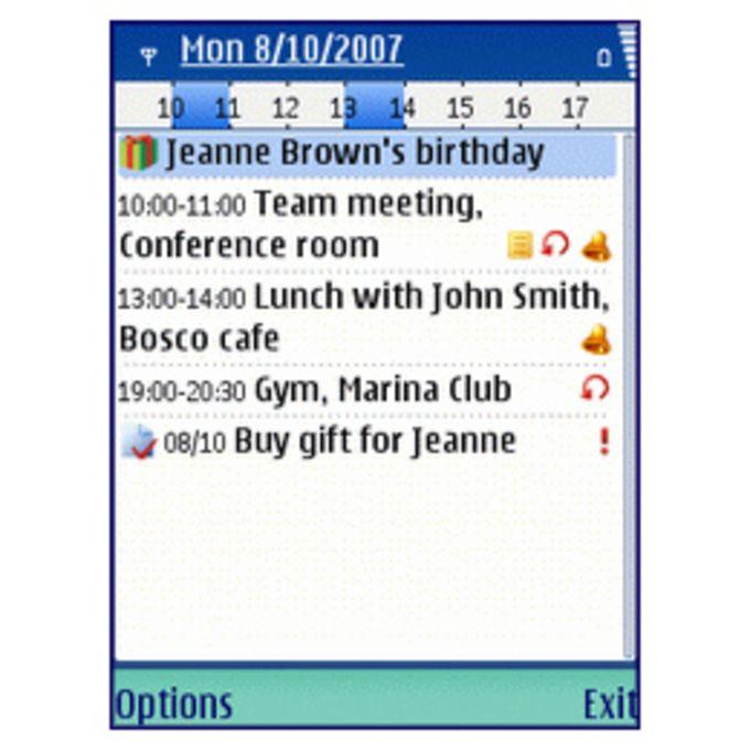 Handy Calendar
