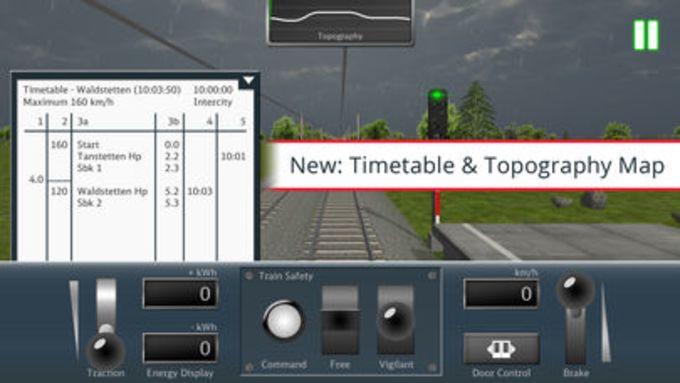 DB Train Simulator