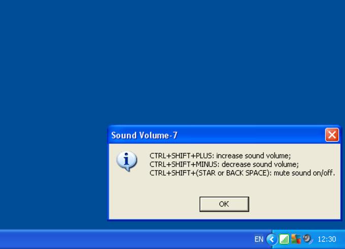 Sound Volume-7