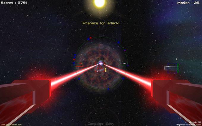 Gunner: Free Space Defender