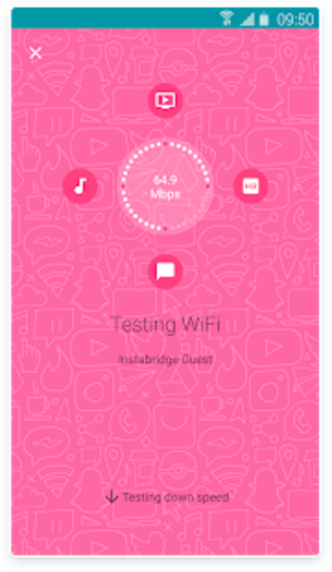 Free WiFi Passwords and Hotspot map by Instabridge