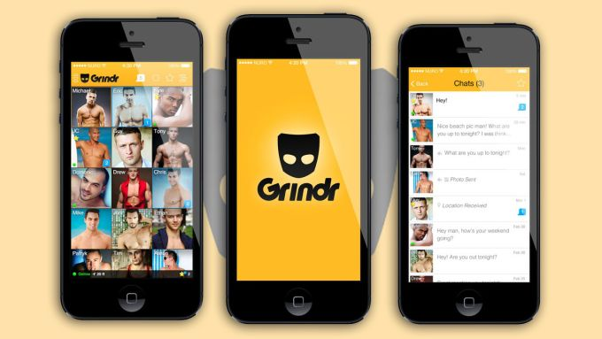 Best Gay Apps For Android iOS Grindr;
