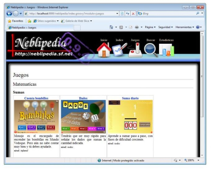 Neblipedia