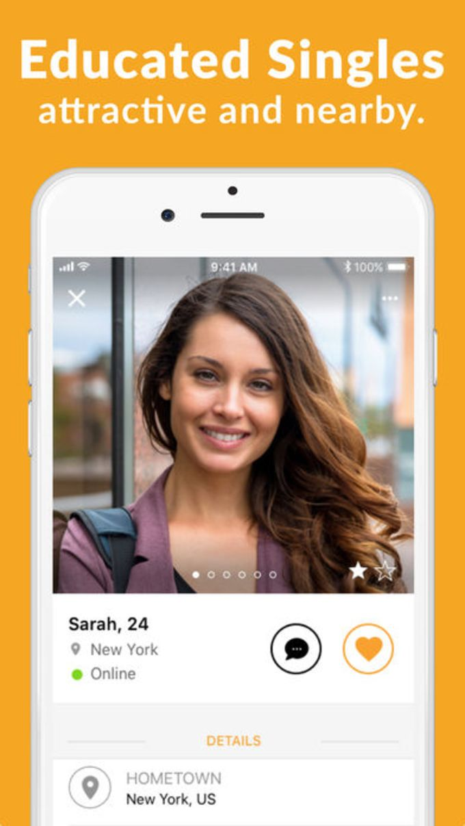bra dating app för iPhone