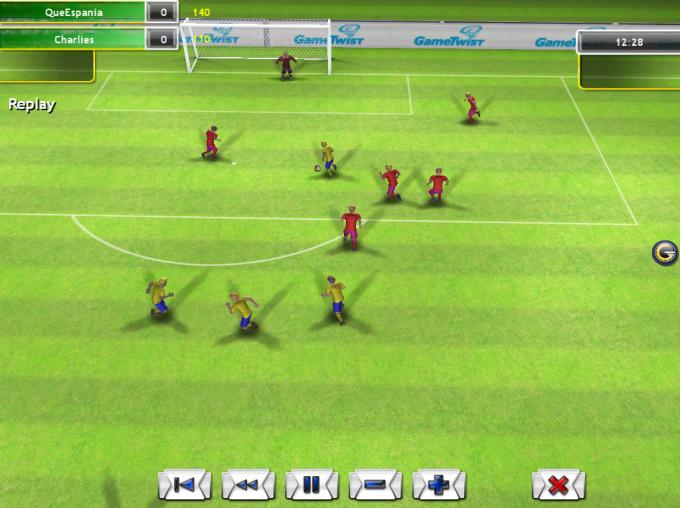 Football Challenge 2010
