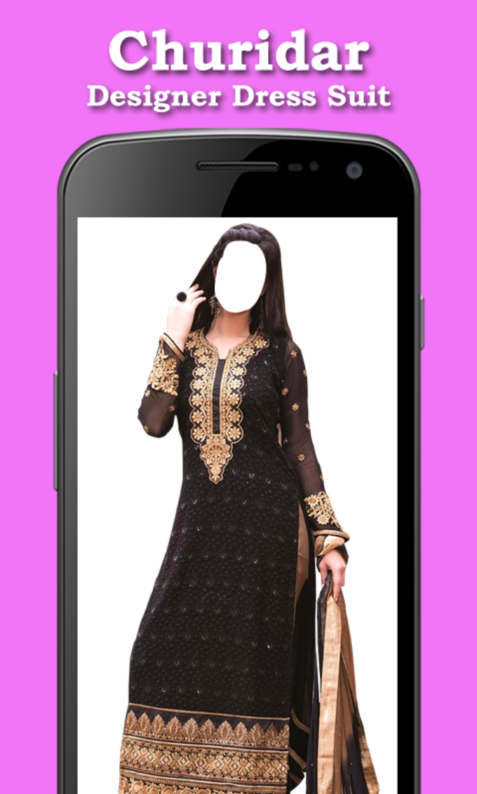 Churidar Designer Dress Suit