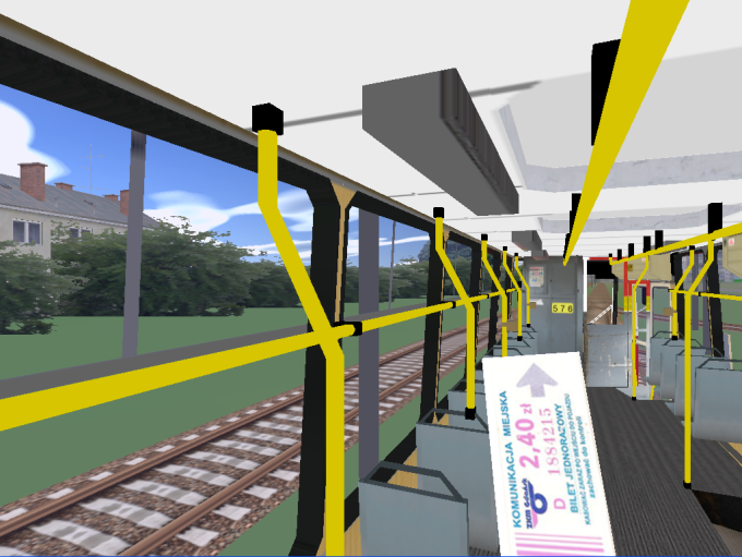 Advanced Tram Simulator