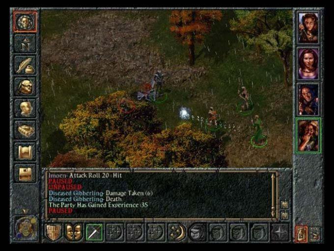 Baldur's Gate Demo