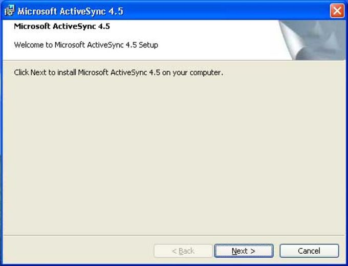 activesync software