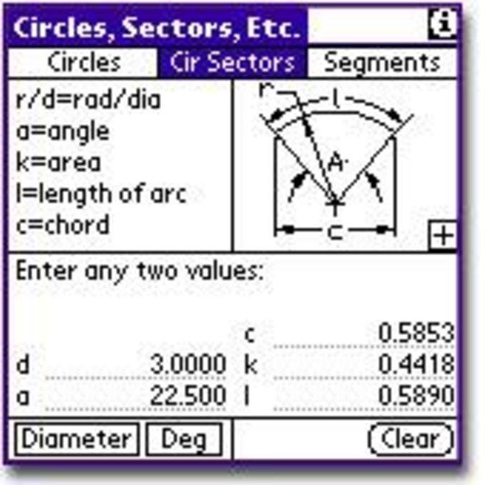 Geo-Matic Circles & Rings