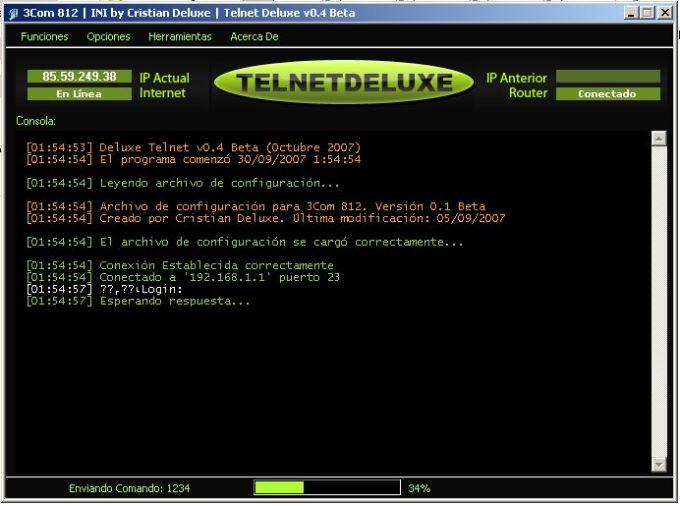 Telnet Deluxe