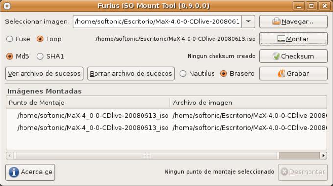 Furius ISO Mount