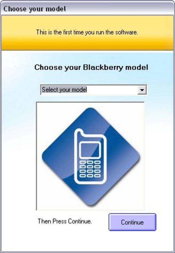 Blackberry Media Studio