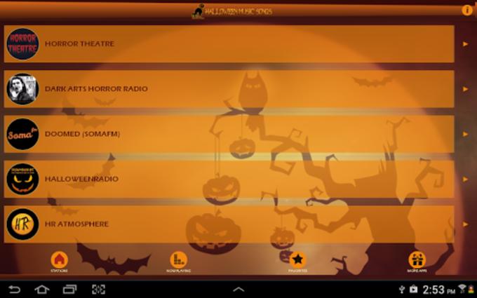 Halloween Scary Stories