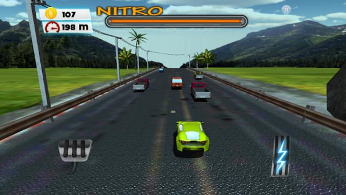 Traffic Racer Turbo