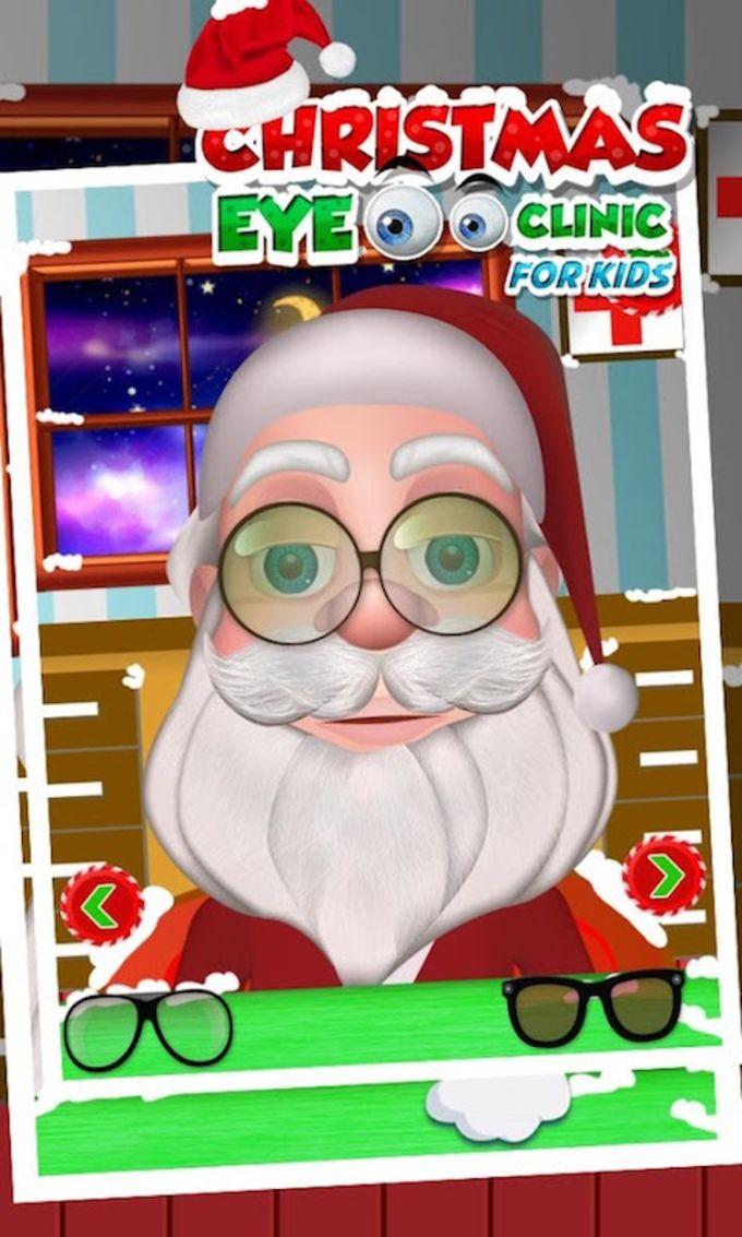 Dr Santa's Eye Clinic for Kids