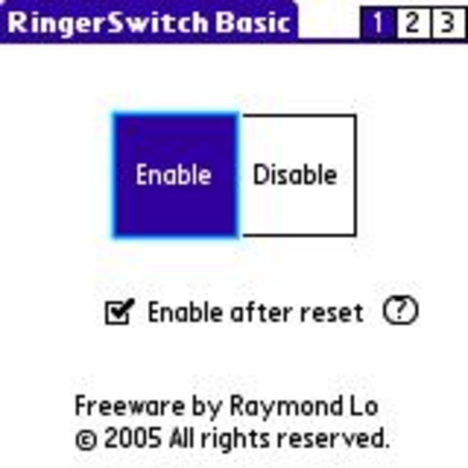 RingerSwitch