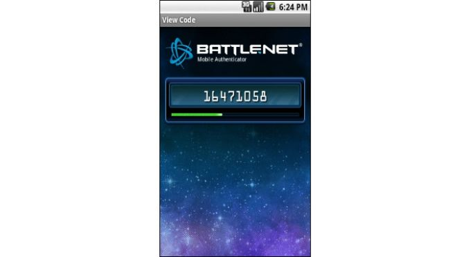 Battle.net Mobile Authenticator