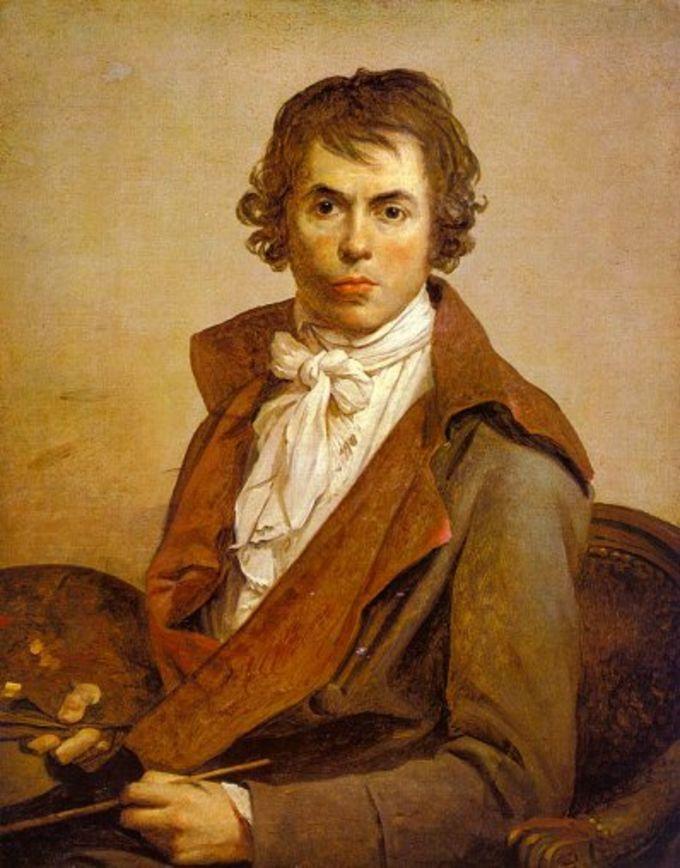Jacques-Louis David Painting Screensaver