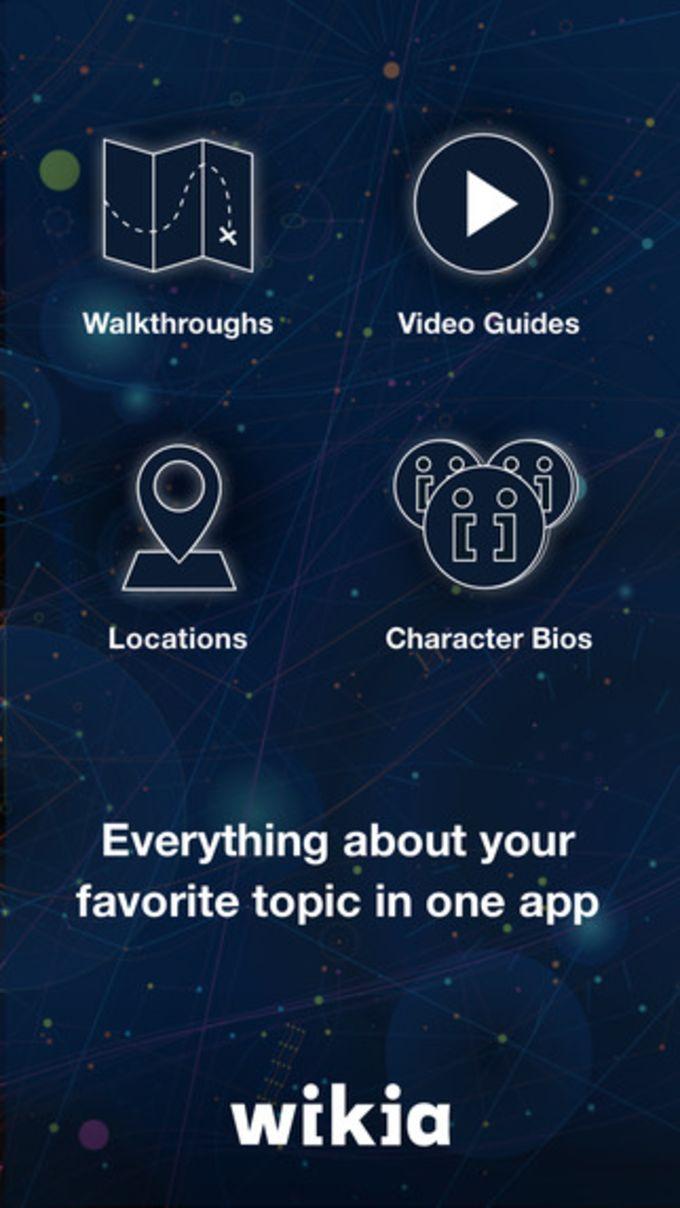 Wikia Fan App for: Star Wars