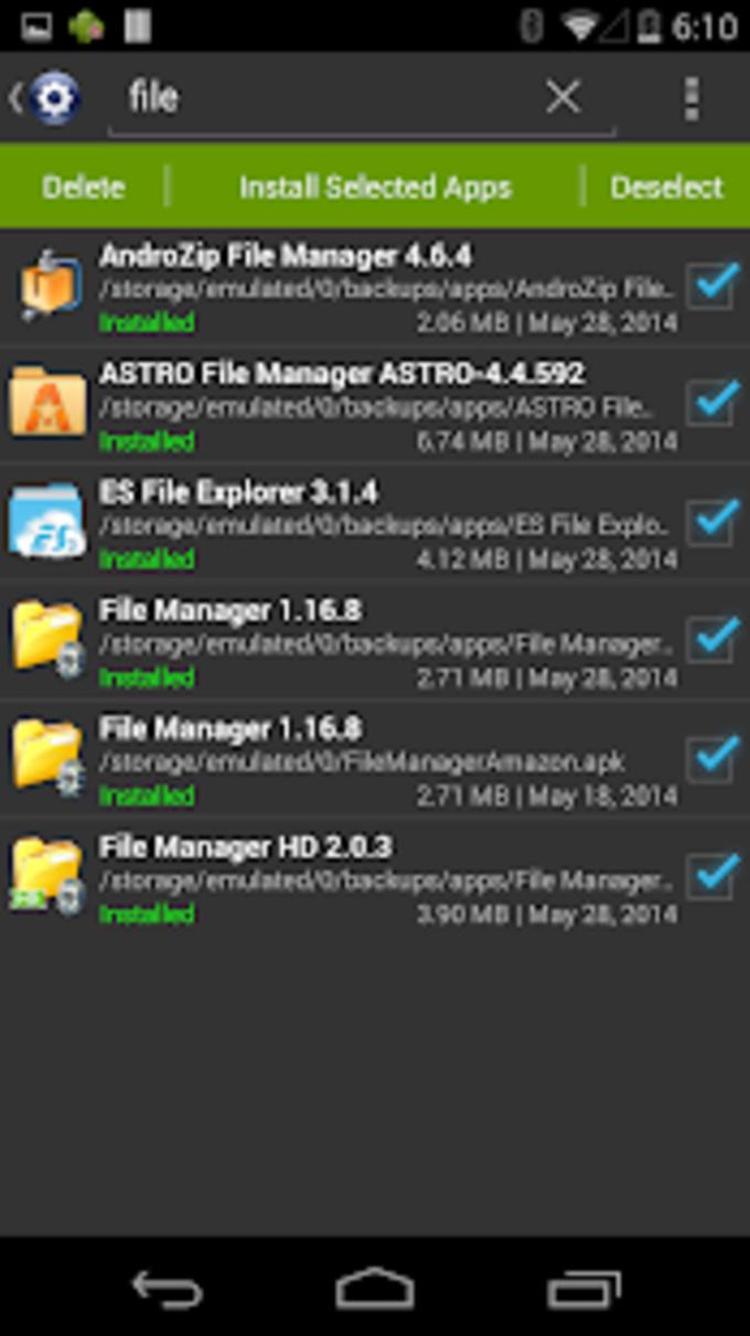 Apk App