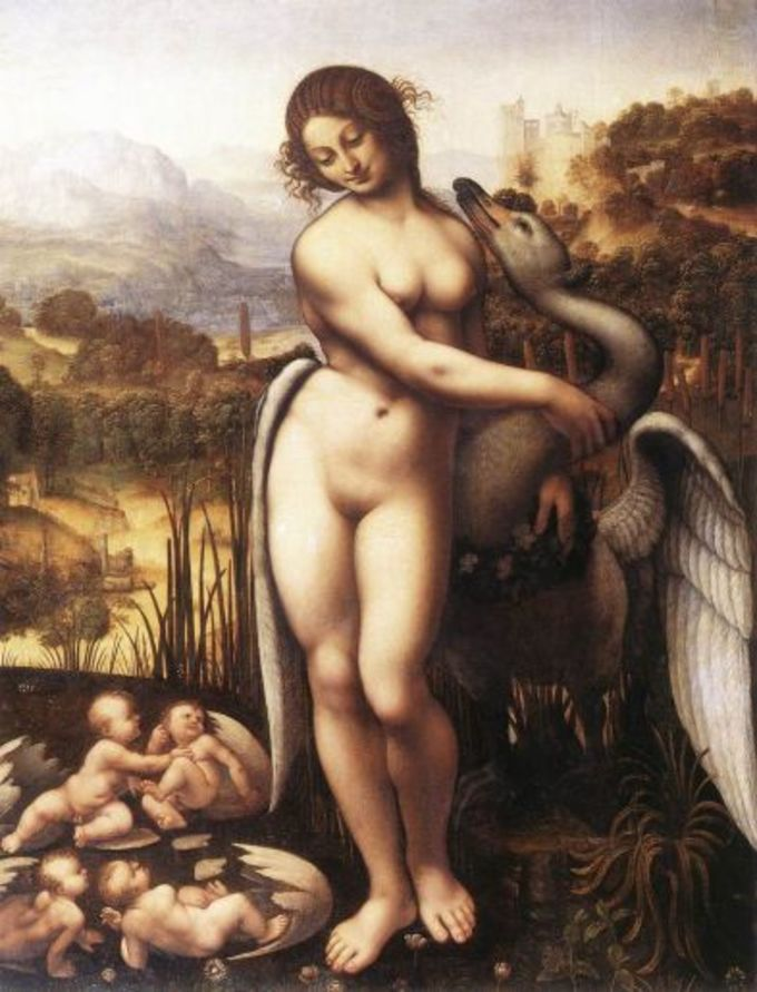 Da Vinci Art Screensaver