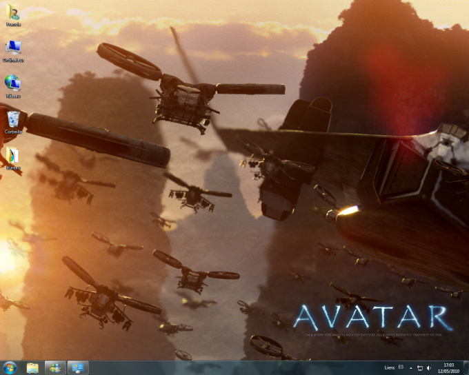 Avatar Desktop Wallpaper