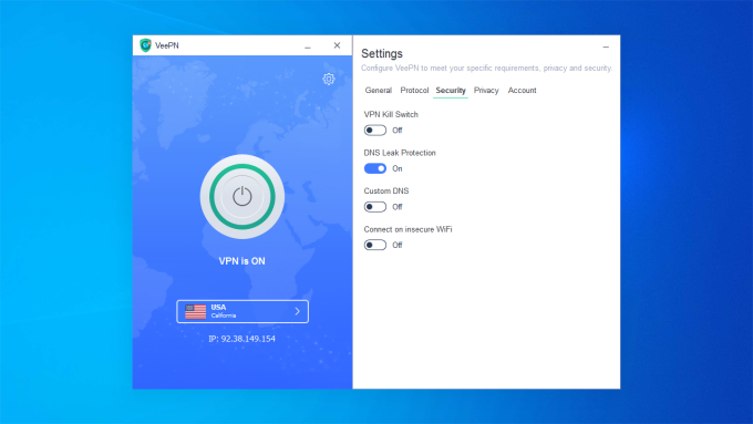 Free VPN by VeePN