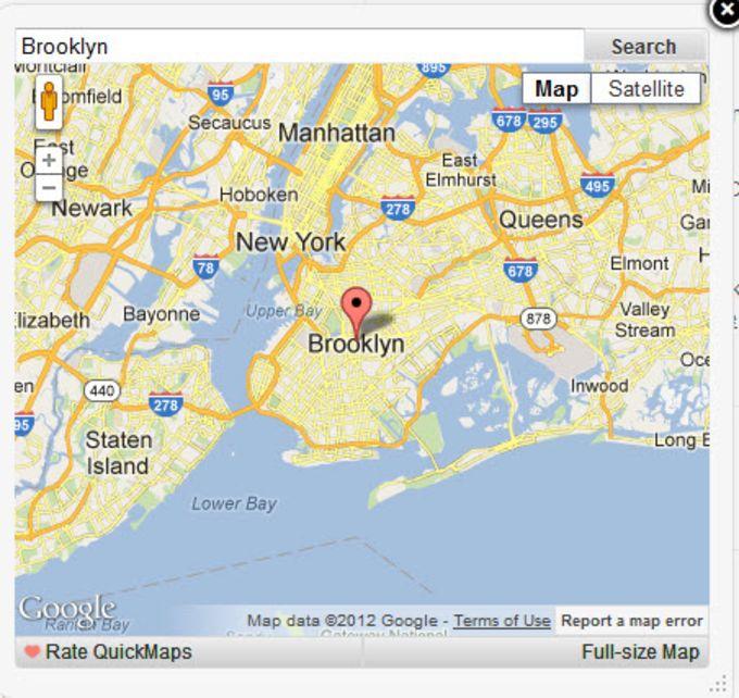 Quick Maps