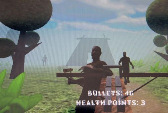 Roto Shield 3D Fantasy RPG