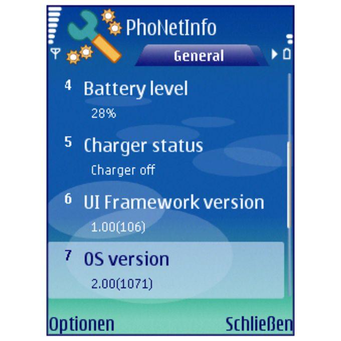 PhoNetInfo