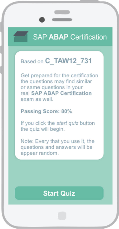 ABAP Certification SAP