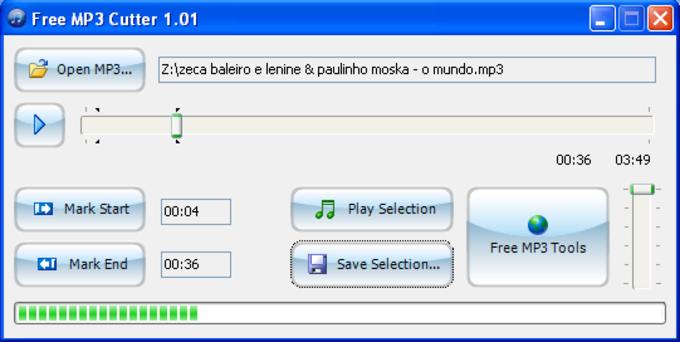 Free MP3 Cutter