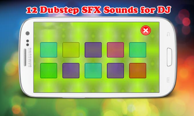 Dubstep Partido FX Mix DJ App