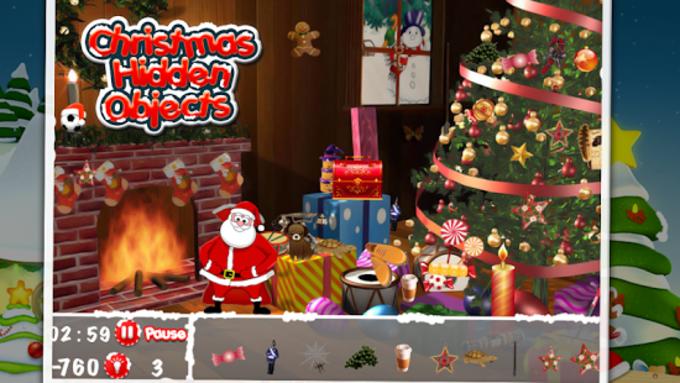 Ocultos Objetos de la Navidad2