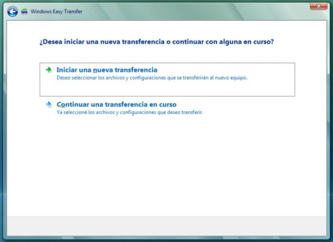 Windows 7 Easy Transfer