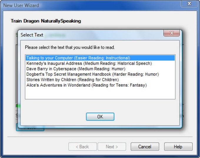 Dragon naturallyspeaking download dictate messages and control the computer with your voice fandeluxe Image collections
