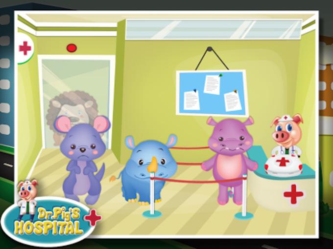 Hospital Dr. Pig - Juego de Ni