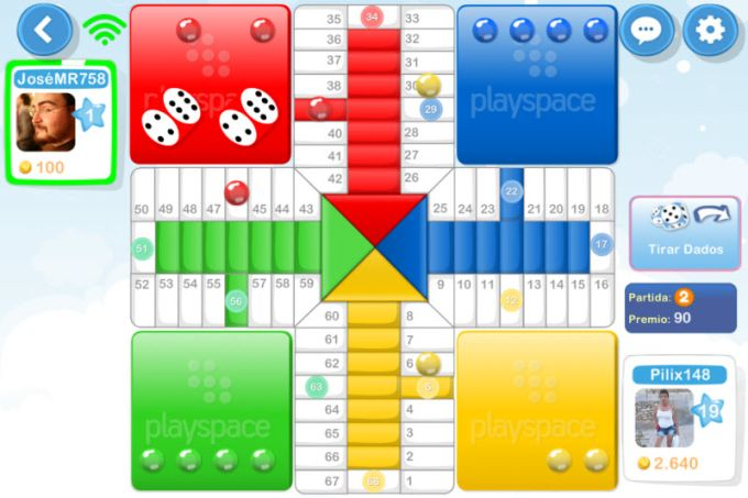 Parchis PlaySpace