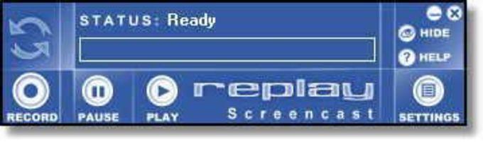 Replay Screencast