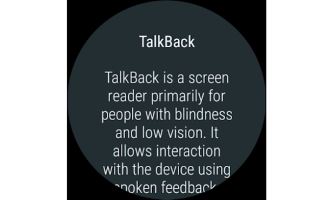 Android Accessibility Suite